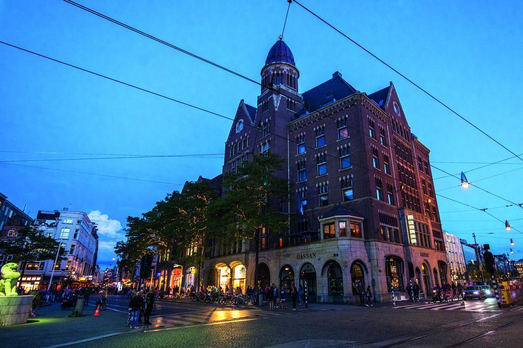Hotel TwentySeven Amsterdam voor high class escorts