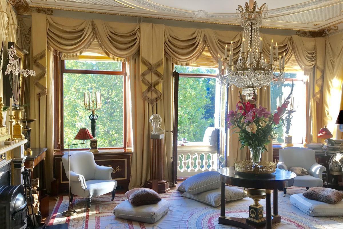 Hotel Park Mansion Amsterdam voor high class escort